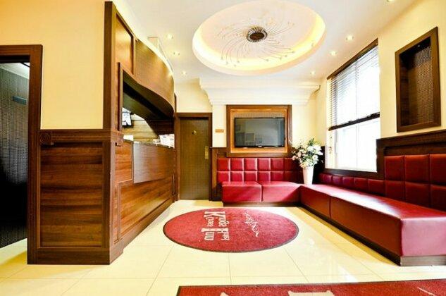 Kings Cross Inn Hotel- Photo3