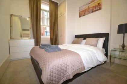 Luxury Mayfair apartment London
