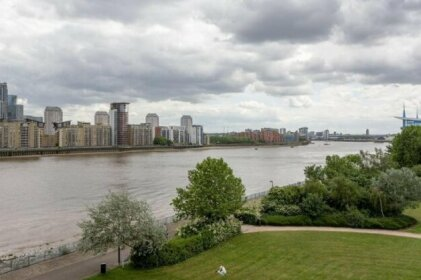 Modern 1 Bedroom Stunning View of Thames