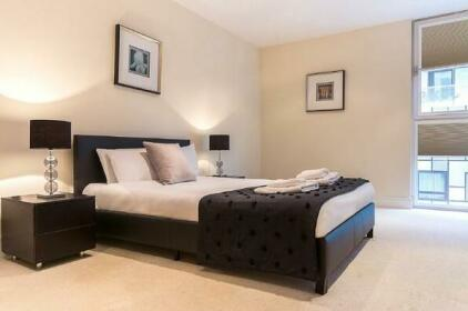 One Bedroom Canary Wharf