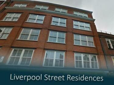 OYO Home Liverpool Street