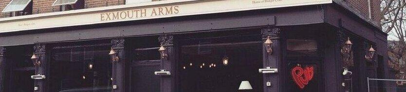 PubLove @ The Exmouth Arms Euston
