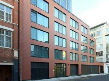 SACO Liverpool St - Strype Street