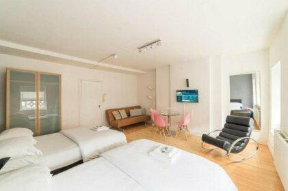 Soho & Covent Garden Apartments