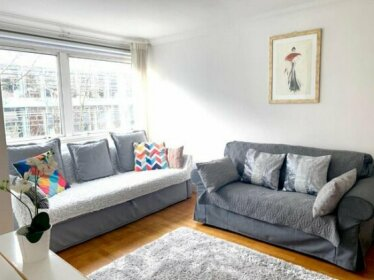 Stunning 2-bed by Oxford St W1 King Bed Wifi
