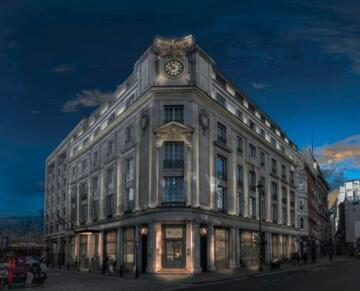 The Trafalgar St James London Curio Collection by Hilton