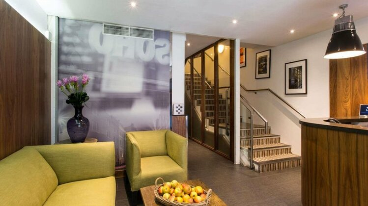 The Z Hotel Soho - Photo3