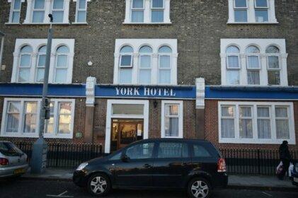 York Hotel Ilford London
