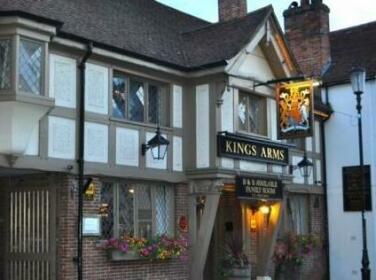 The Kings Arms Lymington