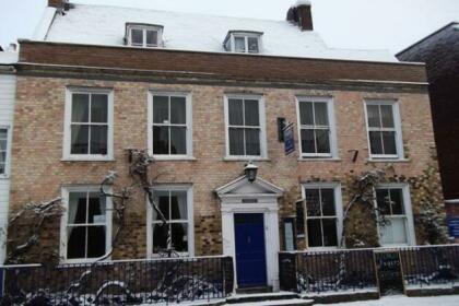 Wisteria House Lymington