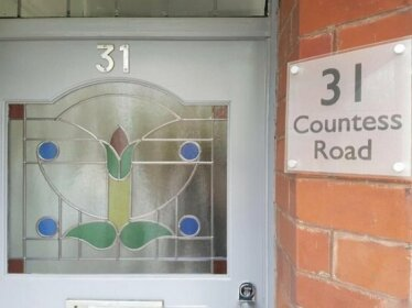 Countess Road Didsbury Vilage