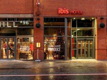 Ibis Manchester Centre 96 Portland Street Hotel