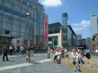 Leftbank Apartments Manchester