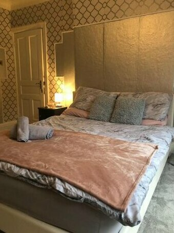 Manchester luxury room to stay