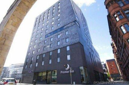 Premier Inn Manchester City Piccadilly
