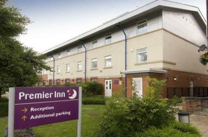 Premier Inn Manchester - Heaton Park