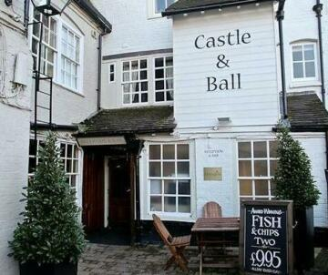 Castle and Ball