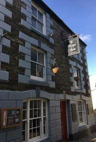 The Kings Arms Mevagissey