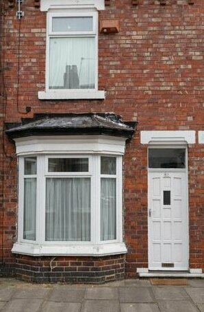 3 Bedroom Middlesborough Town Centre Town House