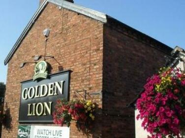 The Golden Lion Hotel Middlewich