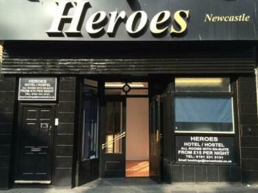 Heroes Hotel