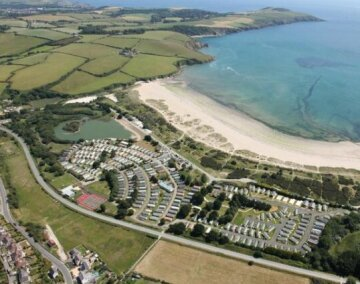 Holidays at Par Sands Coastal Holiday Park