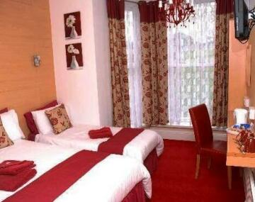 Avalon Guest House Plymouth England