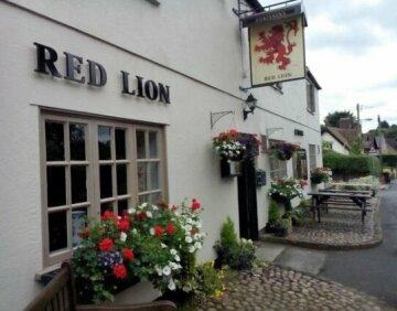 Red Lion Inn Rushton