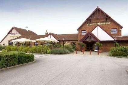 Premier Inn Mansfield England