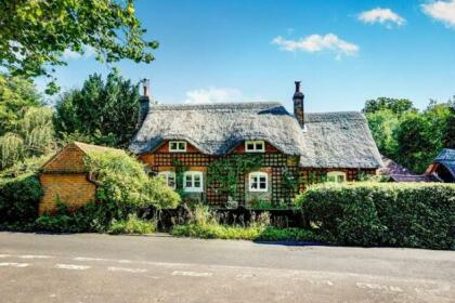 Luxurious Georgian Thatch Cottage