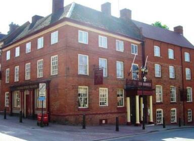 Castle Hotel Tamworth