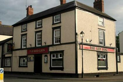 The Red Lion Tarvin