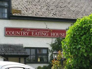 Three Horseshoes Inn Thruxton