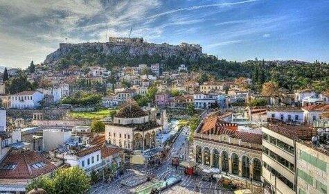 Athens Suite Acropolis View