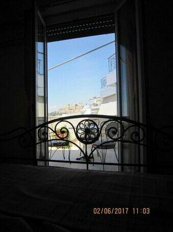 Balcon sur l'Acropole