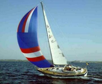 Yacht Charter Sailing Yacht 35Ft