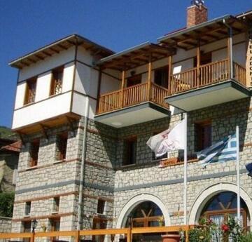 Hotel Adonis Epirus