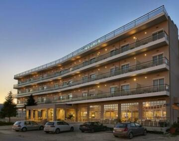 Byzantio Hotel Ioannina