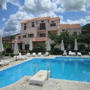 Sunshine Apartments Lesbos