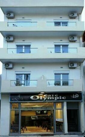 Olympic Hotel Moires