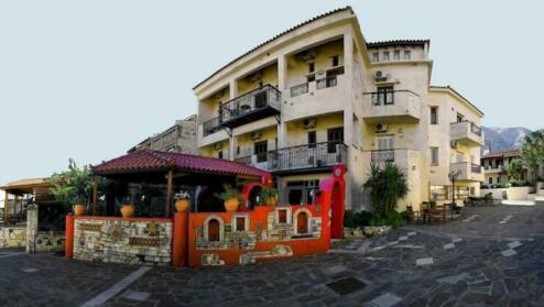 Kampos Village Aparthotel Karlovasi
