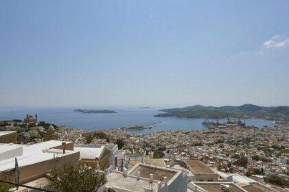 Helen's Apartment Syros