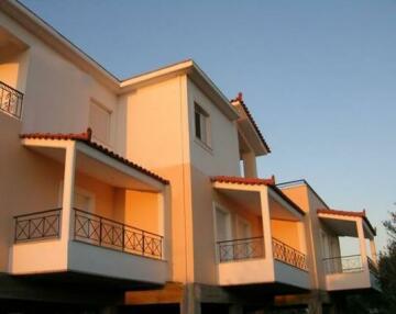 PALM Apartments Zacharo