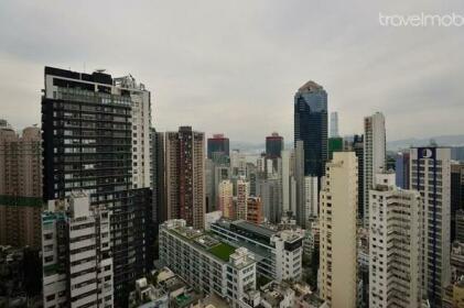SOHO 1Bedroom Penthouse Flat w/ BIG ROOF