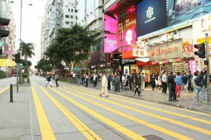 Super 7 Hostel Hong Kong