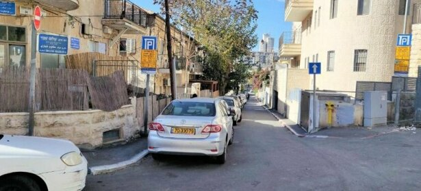 Authentic Bright 1BD with Terrace - Nachlaot