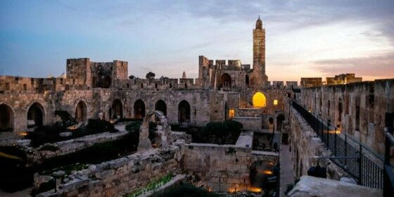 Luxury 4 room apartment in Holy Jerusalem