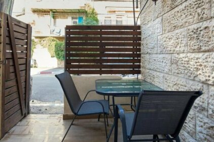The central and quiet place in Nachlaot-Rehavia