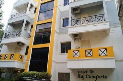 Hotel Raj Comforts - Airport Road