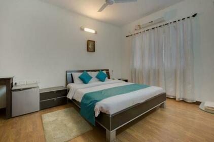 ZO Rooms EGL Domlur Layout